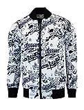 SCREENSHOT-S51050 Hip-Hop Urban Fashion Bomber Jacket -...