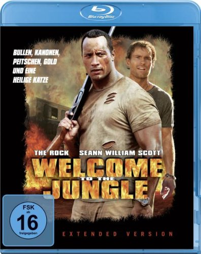 Welcome to the Jungle - Extended Version [Blu-ray]