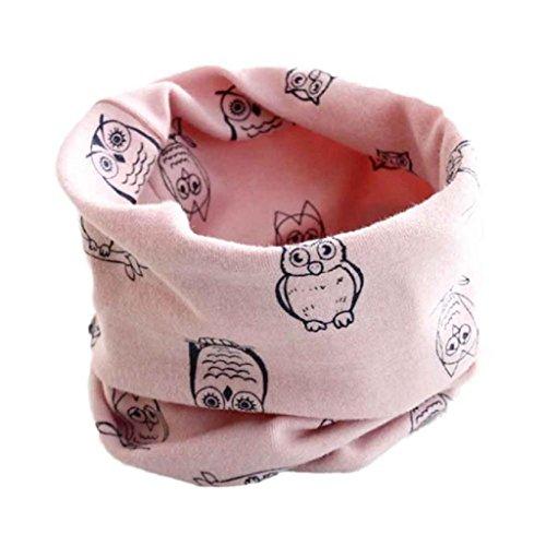 Babybekleidung Schals Longra - Echarpe - Bébé (fille) 0 à 24 mois rose rose bonbon