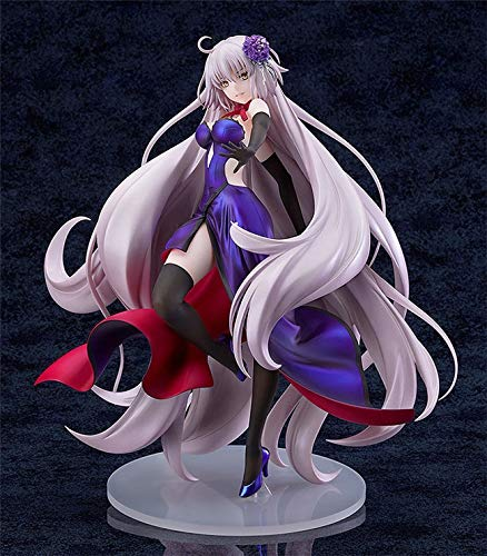 Wsjdmm Anime Figure for Fate FGO Ruler Alternative, Action PVC Figurine Model Dolls Anime Gifts Toys Model Kits Best Birthday Decoration Collection - High 26cm,Boxed