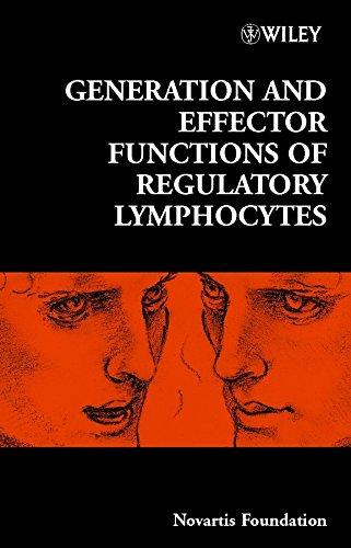 Generation and Effector Functions of Regulatory Lymphocytes (Ciba Foundation Symposia Series)