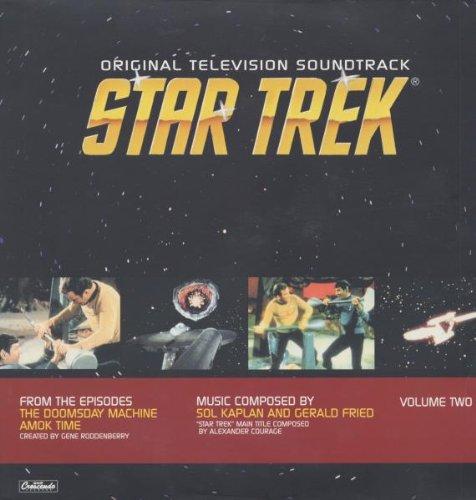 Star Trek Vol.2 [Vinyl LP]