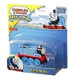TRENINO THOMAS Fisher Price CBL75 Take'n Play Thomas, Multicolore