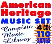 American Heritage Music Set