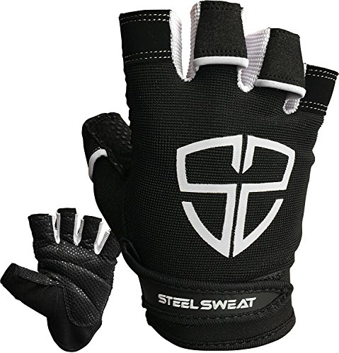 Steel Sweat Workout Gloves