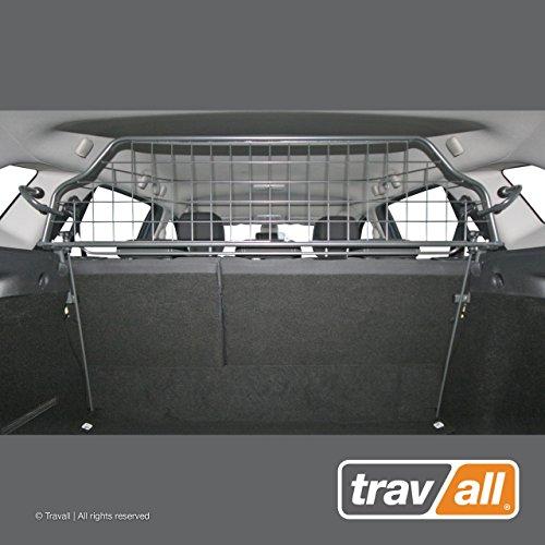 Travall Guard TDG1517 – Grille de séparation avec revêtement en poudre de nylon