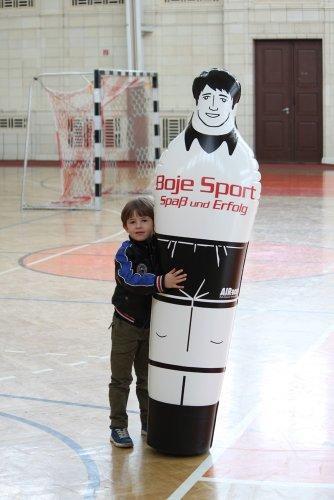 Boje Sport AIR Body 185 Indoor/Handball Air Dummy