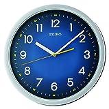 Seiko QXA727S - Reloj de Pared (plástico), Color Plateado