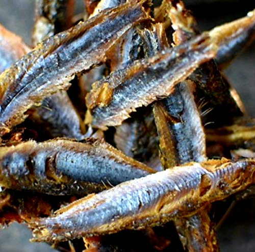 Smoked Herring African Bony Fish Whole- 4oz