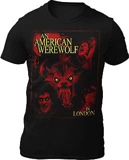 an American Werewolf in London T-Shirt