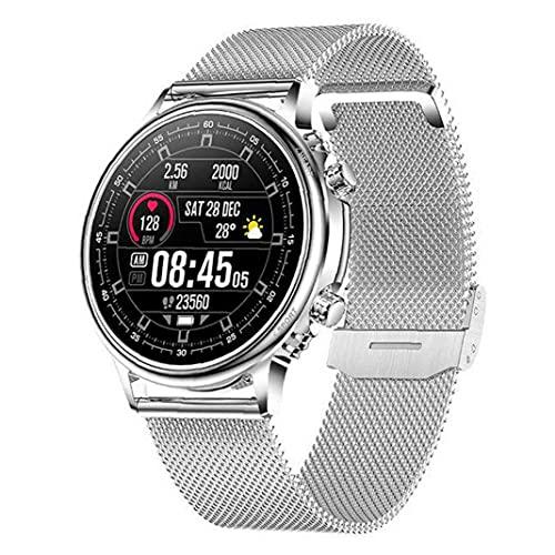 Smart Watch Pantalla táctil Impermeable Deportes Fitness Tracker Strap Strap Smartwatch