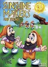Sunshine Makers and Friends Vol 1 [Slim Case][vintage Cartoon]