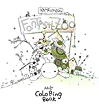 Fantastic Zoo: Adult Coloring Book (NIPPAN IPS)