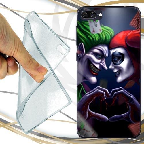 Custodia Cover Case Joker Cuore per ASUS ZENFONE 4...