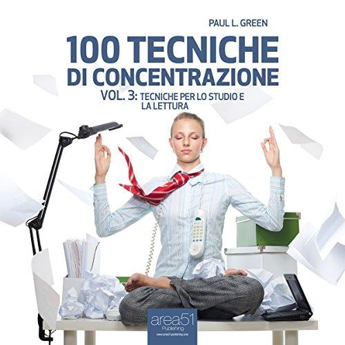 100 tecniche di concentrazione vol. 3 copertina