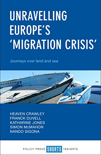 Unravelling Europe\'s \'migration crisis\': Journeys Over Land and Sea