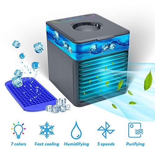 portable air conditioner usb - 5