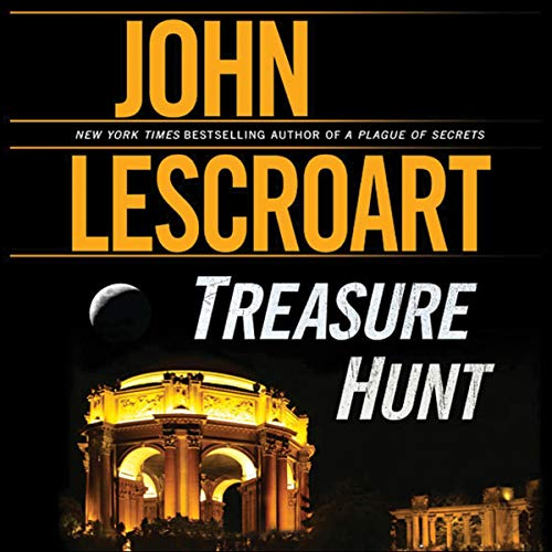 Treasure Hunt Audiobook By John Lescroart cover art