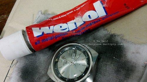 wenol『銀磨き』