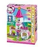 Unico 8678 - Juego de construcción de Castillo (171 Piezas, tamaño Grande), diseño de Hello Kitty