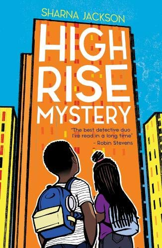 High-Rise Mystery by Sharna Jackson