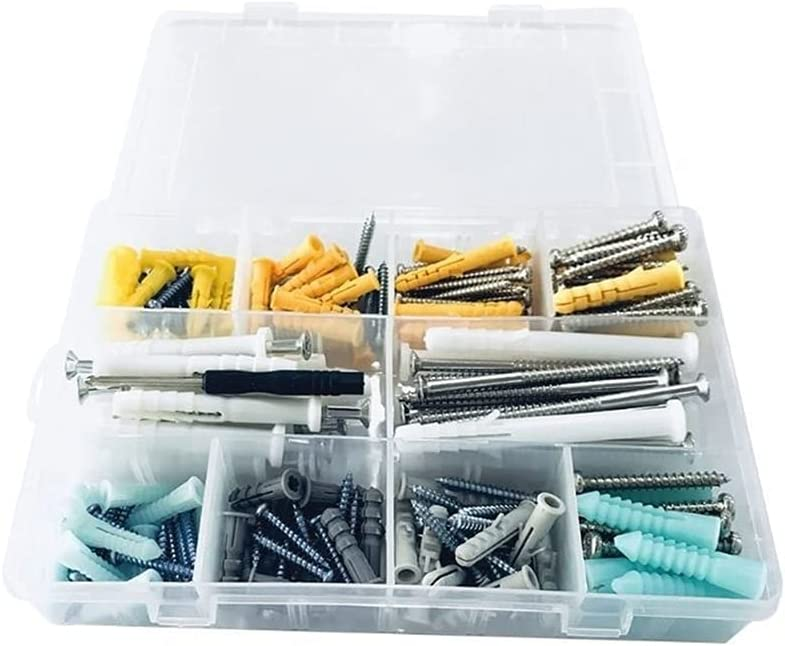 OPYTR Sales of SALE items from new works Screw Anchors 200 300PCS Expansion Metal Screws Inexpensive Se