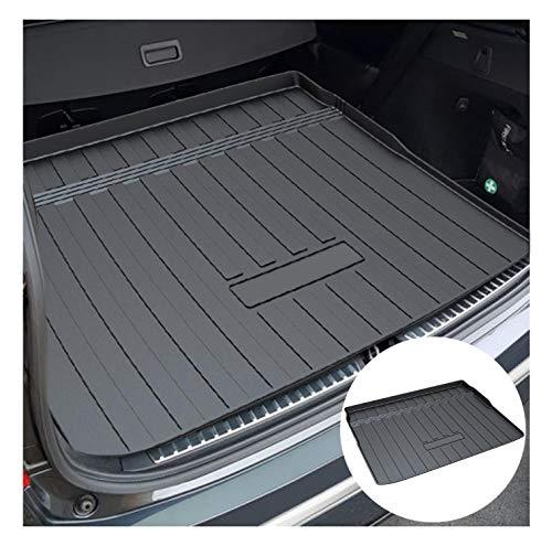SHAOHAO für Renault Kadjar SUV 2015-2021 Kofferraummatte, Kofferraum mit Kofferraummatte TPO 3D High Frame Autoteile ausgekleidet