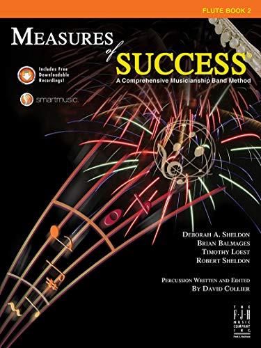 Measures Of Success - Flute Book 2