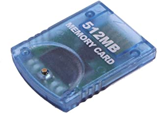 ElectricSloth 512MB Memory Card Adapter for Nintendo Gamecube and Wii