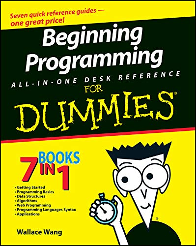 Beginning Programming All–in–One...