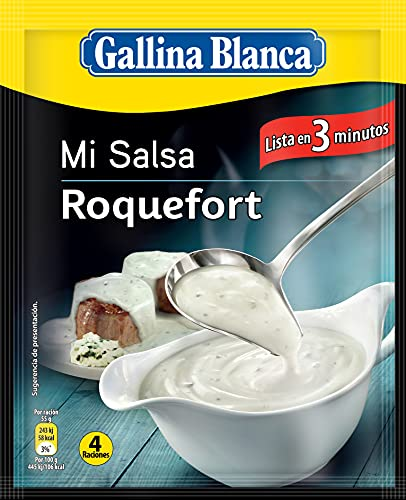 Gallina Blanca Salsa Roquefort - 23 gr