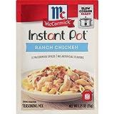 McCormick Instant Pot Ranch Chicken Seasoning Mix, 1.25 oz