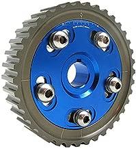 for Honda Civic Del Sol SOHC D16 D15 D13 D Series Engine Adjustable Cam Gear-Blue