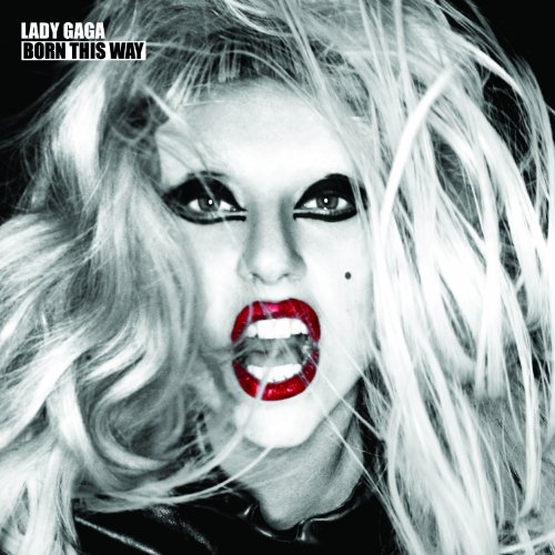 Image result for born this way album cover