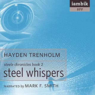 Steel Whispers cover art