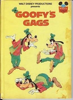 GOOFY'S GAGS (Disney's Wonderful World of Reading, 19) - Book #19 of the Disney's Wonderful World of Reading