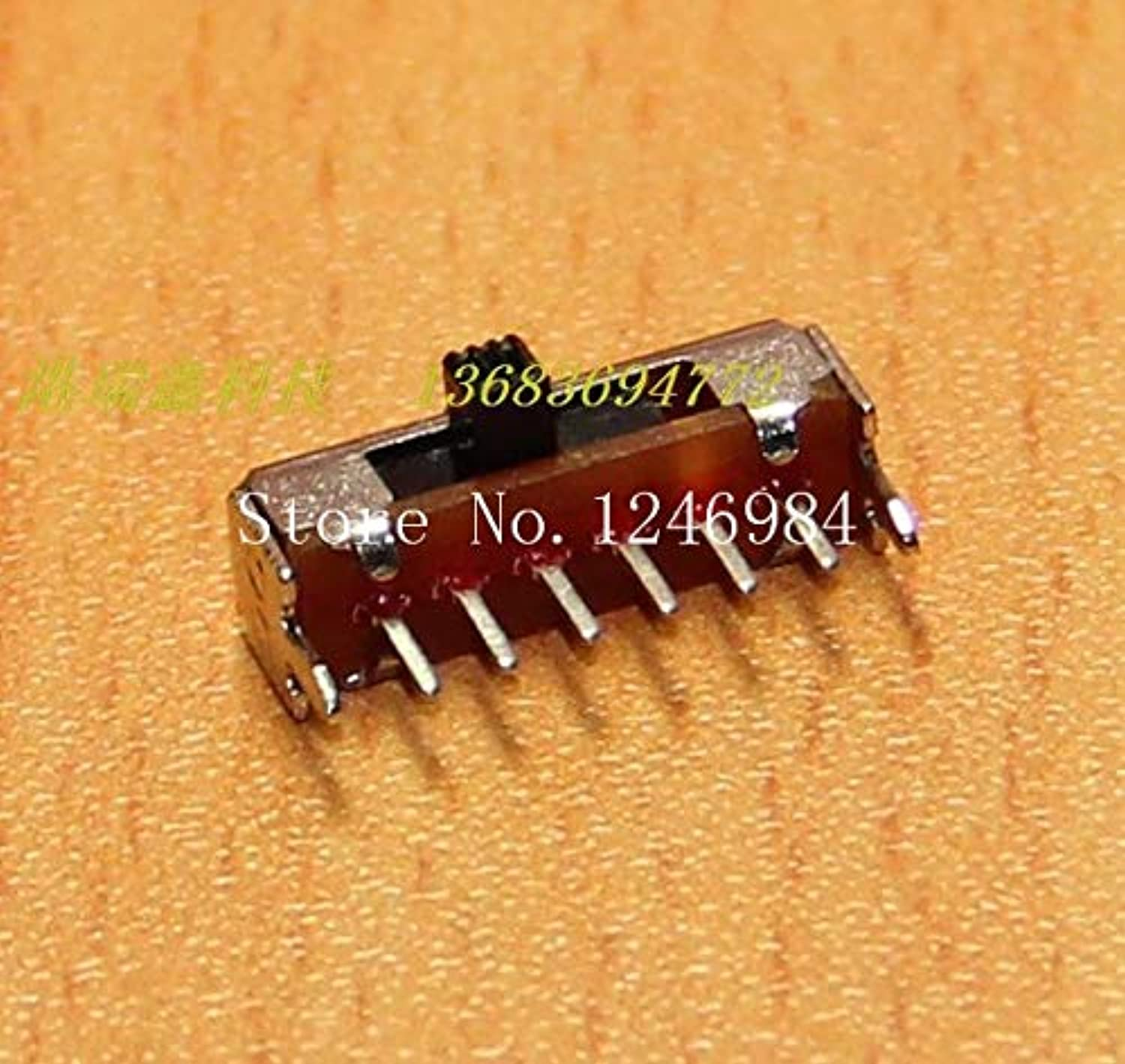 [SA]Small Toggle Switch Slide Calipers Fourth Gear DC Power Switch SK14D01200pcs lot