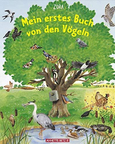 Mein erstes Buch von den Vögeln