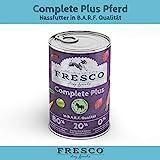 Fresco Dog Complete Plus Pferd 800g (haltbares B.A.R.F.)