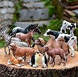 Modelo anatómico,Modelo Animal de simulación Cerdos,Ovejas,Bovinos,Tigres,Elefantes,Osos Polares,Cie...