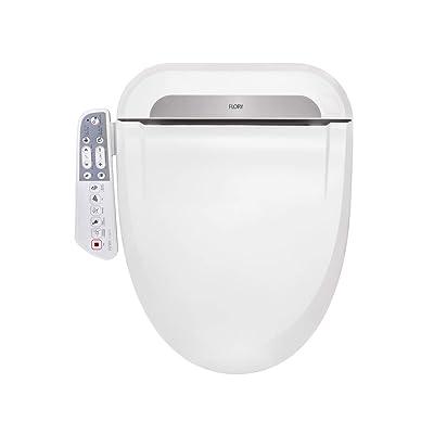 AQUATREND Electric Smart Bidet Toilet Seat - Se...