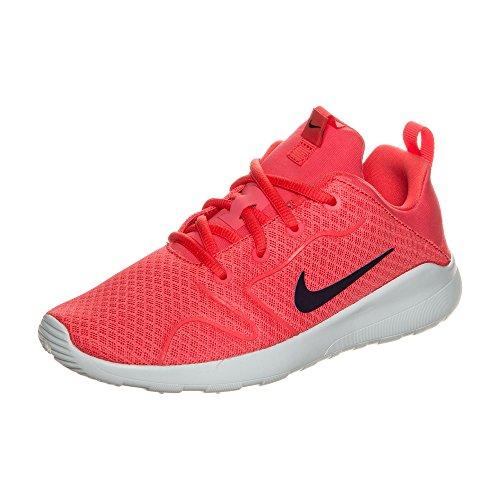 Nike Mädchen 844669-801 Traillaufschuhe, Orange (Ember Glow/Purple Dynasty-Pure Platinum), 32 EU