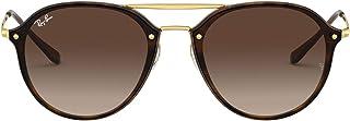 Ray-Ban Rb4292n Blaze Double Bridge Square Sunglasses
