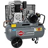 AirPress ölgeschmierter Compresseur d'air HK 1000–90(5,5kW, 11Bar, 90L Bouilloire, 400V) Grande Piston de compresseur