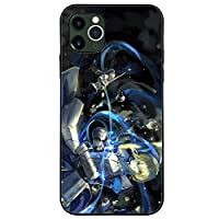 Fate/stay night Heaven's Feel iPhoneケース,アルトリア?ペンドラゴン オルタ tpu薄型耐衝撃スマホケースかっこいいiphone7 X 11Pro