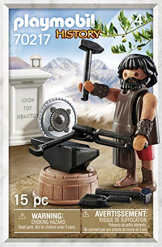 Playmobil History Greek Gods 70217 Hephaestus
