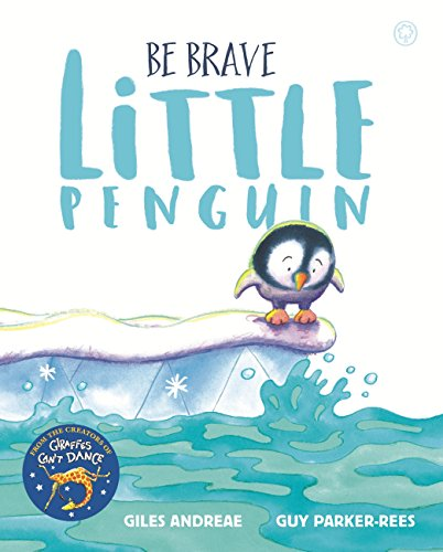 Be Brave Little Penguin (English Edition)