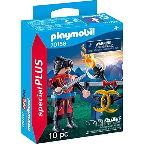 Playmobil Special Plus 70158 - Guerriero D'Oriente, dai 4 anni, Multicolore