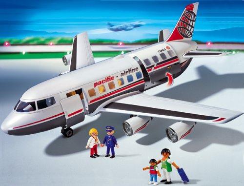 PLAYMOBIL® 4310 - Großes Verkehrsflugzeug