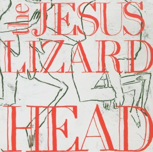 Head/Pure by Jesus Lizard (1992) Audio CD